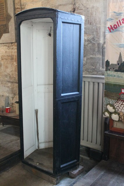 Funeral Hude or Hood, Donington church