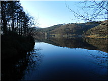 SK1789 : Upper Derwent Reservoir by Peter Barr