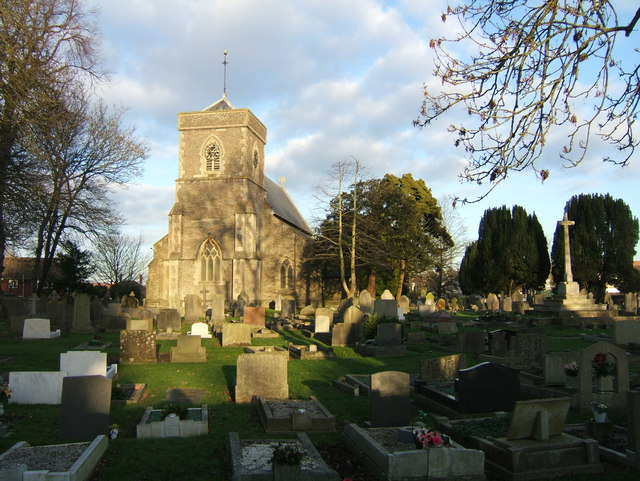 Coalpit Heath church