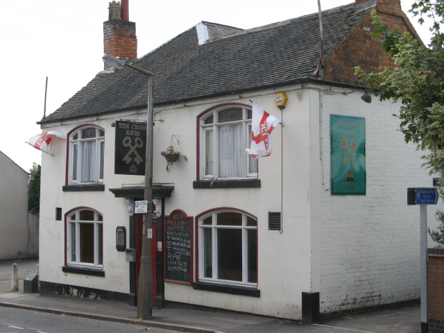 Barwell Cross Keys Pub
