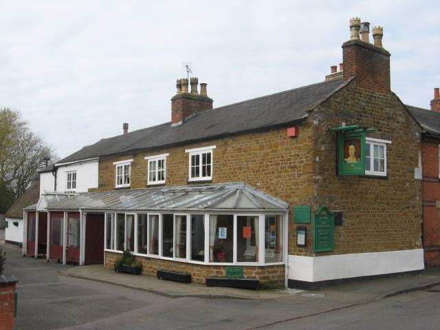 Billesdon Queens Head Pub