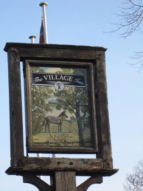 The Village Inn, Tong