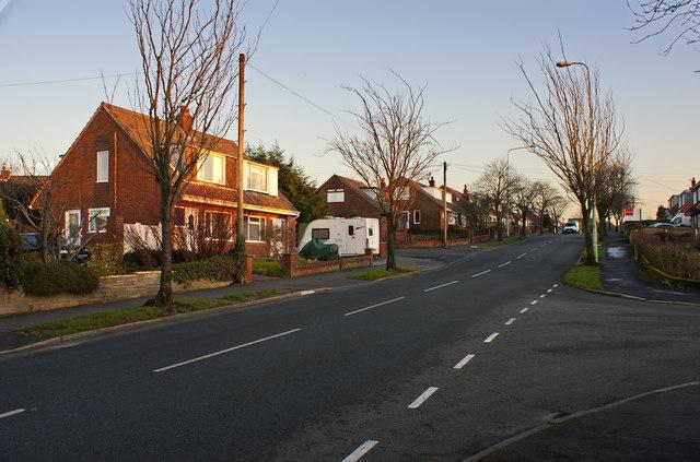 Collingwood Road, Chorley