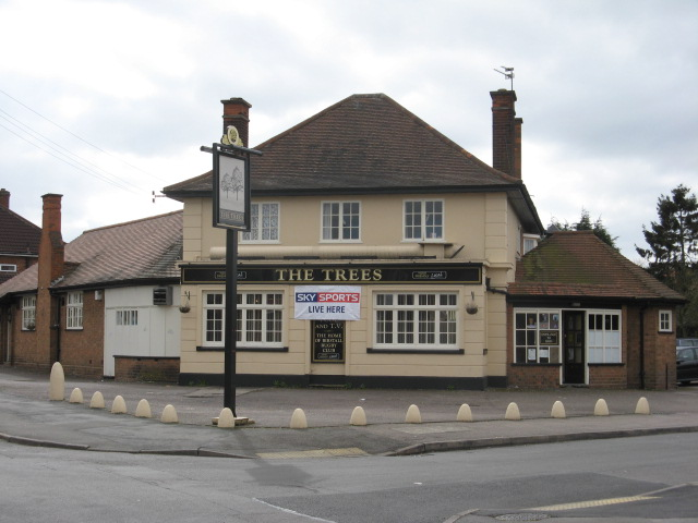 Birstall Trees Pub