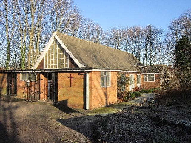 St James' Church, New Farnley