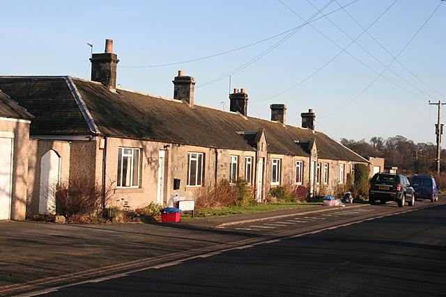 Carlowrie Farm Cottages