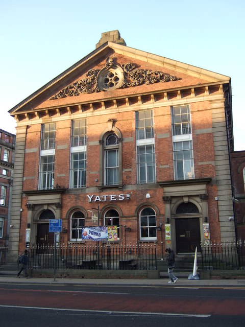 Yates's, Woodhouse Lane, Leeds