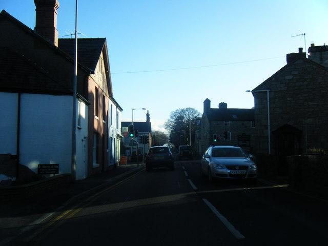 Saint Asaph Road, Trefnant
