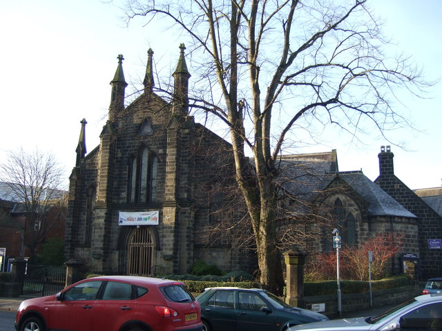 Methodist Church, Otley Road