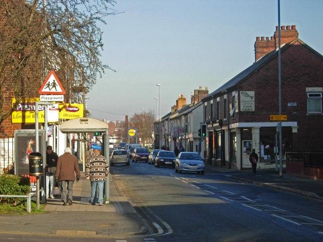 London Road, Stoke on Trent