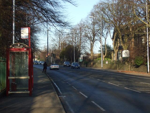 Otley Road (A660)