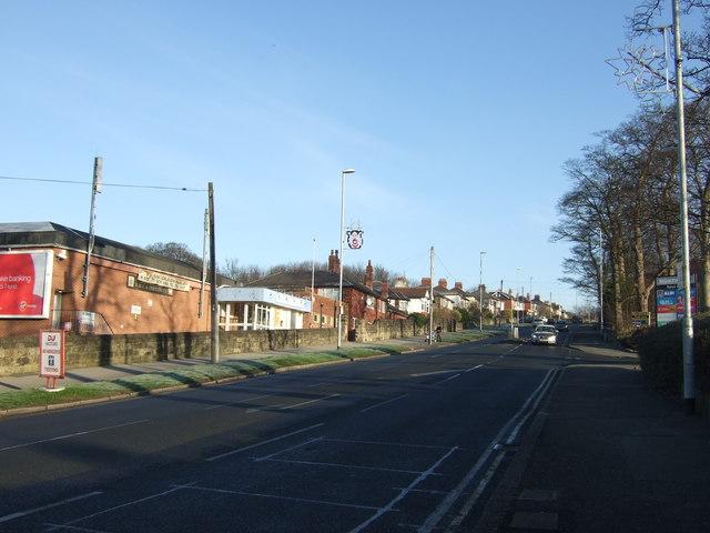 Stonegate Road