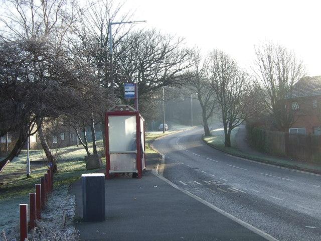 B6159 towards Potternewton