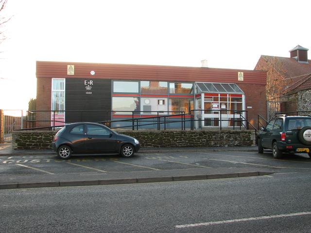 Post Office in Swaffham
