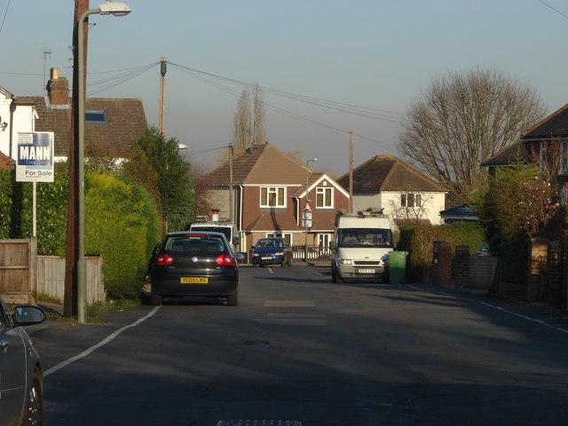 Wood Lane, Knaphill