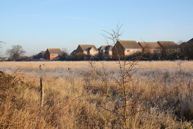 Chapel Farm development land