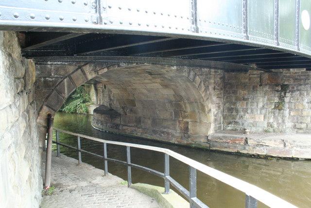 Pottery Road bridge
