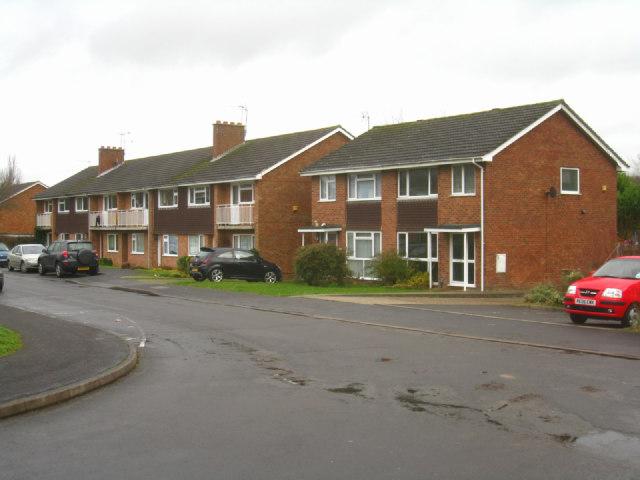 Semis in Britten Road