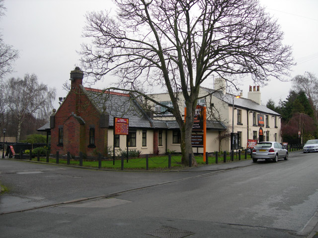 The Plough Public House,  Houghton Green