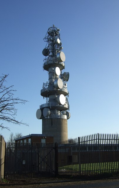 Tinshill Communications Tower