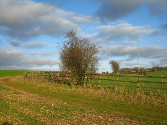 Path to Cottington's Hill