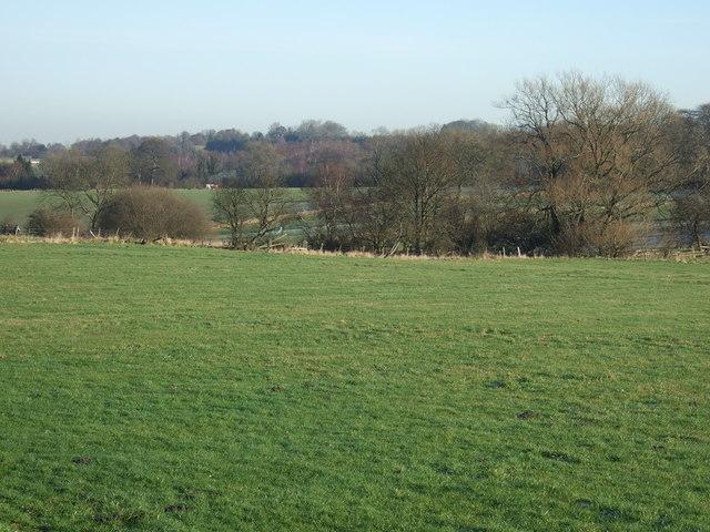 Farmland off Otley Road
