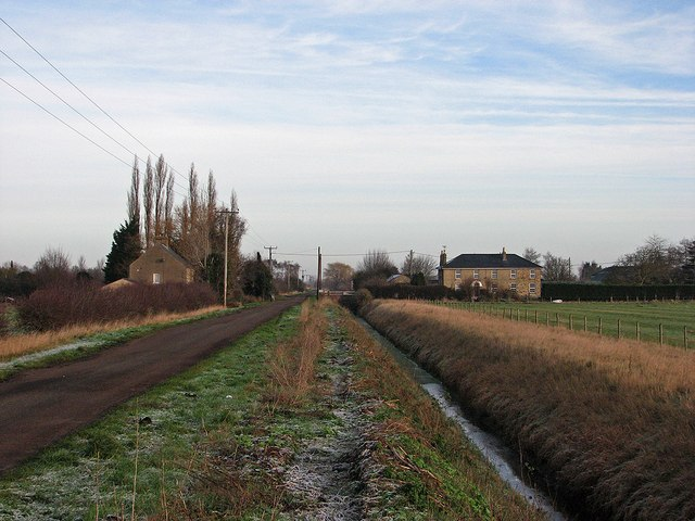 Nearing Bank Farm