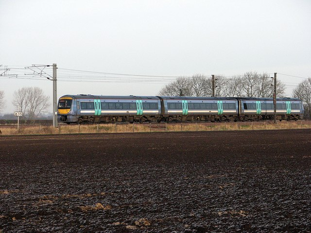 Train from Norwich