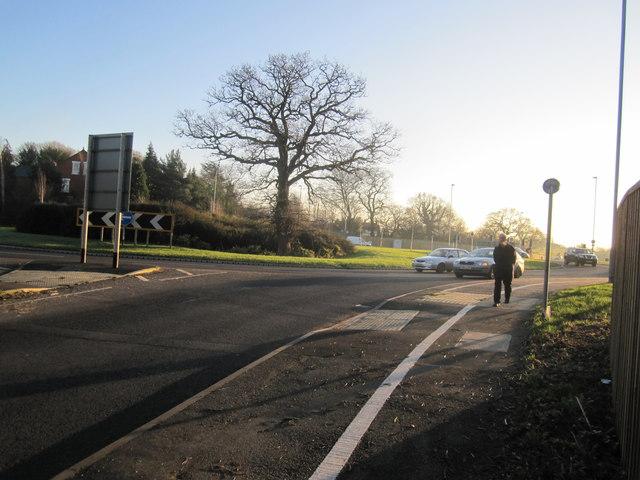 A34 Alderley Edge Bypass/Wilmslow Bypass