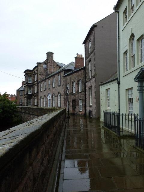 Berwick-upon-Tweed: Quay Walls
