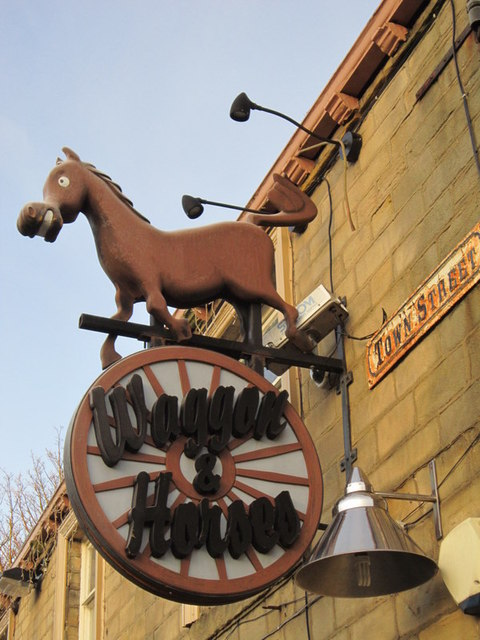 Waggon & Horses on Town Street, Stanningley