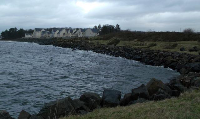 Breakwater at Kip Marina