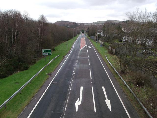 A78 Inverkip bypass