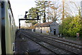ST8982 : Charter train leaves Hullavington Down Goods Loop by Roger Templeman