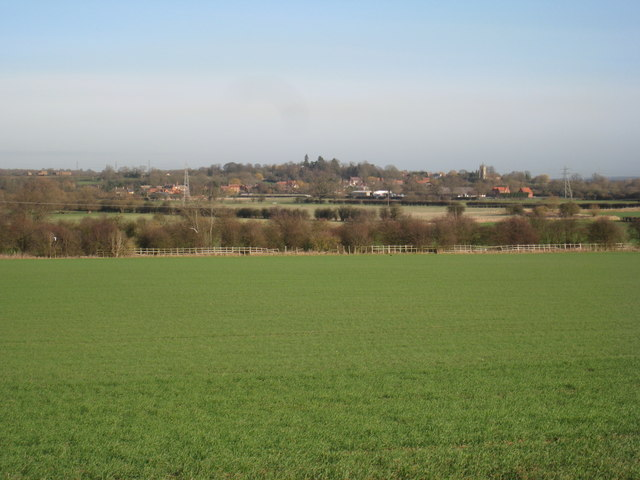 View towards Upton