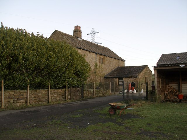 Lower Micklehurst Farm