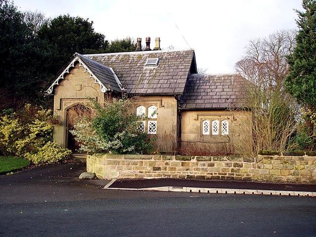 Ormskirk Lodge, Crosby Hall Estate.