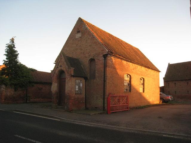 Upton Wesleyan Chapel