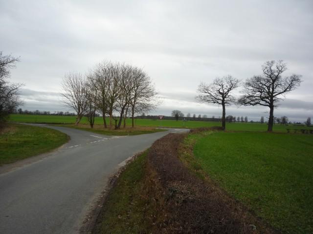 Junction on Moor Lane