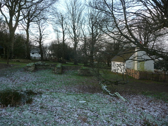 Blakemoorgate in winter