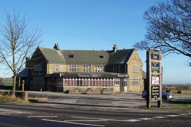 The Flouch Inn, Whamms Road, Hazlehead, near Sheffield - 1