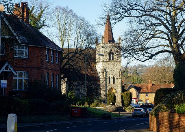 Blackstone Hill, Redhill, Surrey