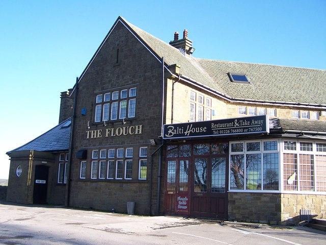Police Training at The Flouch Inn, Whamms Road, Hazlehead, near Sheffield