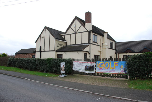The Range Golf Club on the Bloxwich to Springfield Road