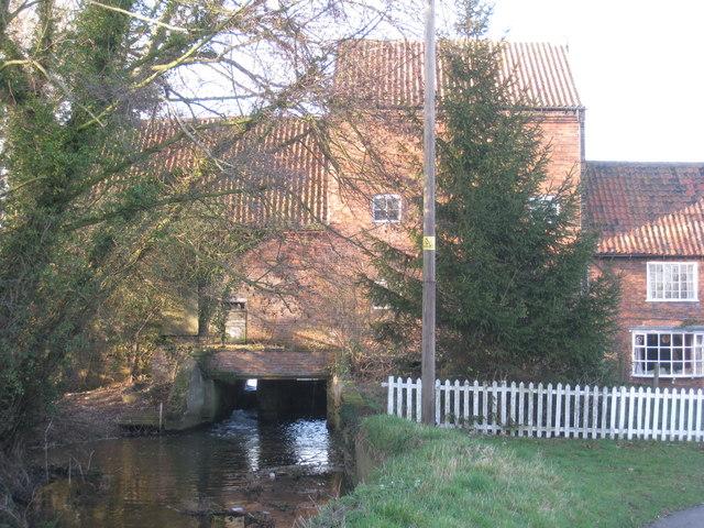 Rolleston Mill