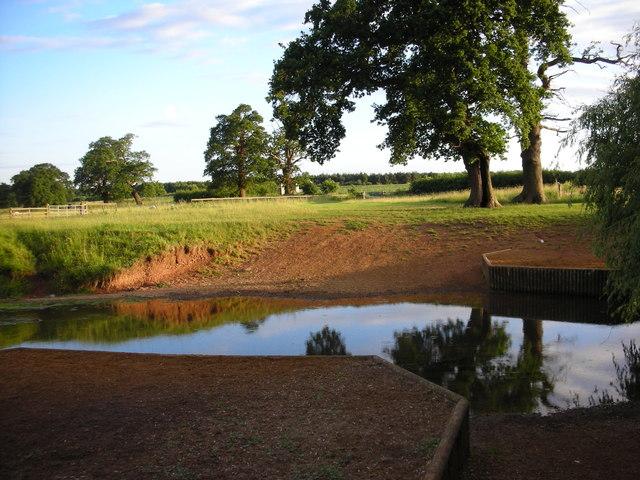 River Leam near Offchurch Bury