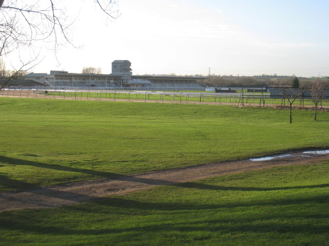 The stands at Southwell racecourse