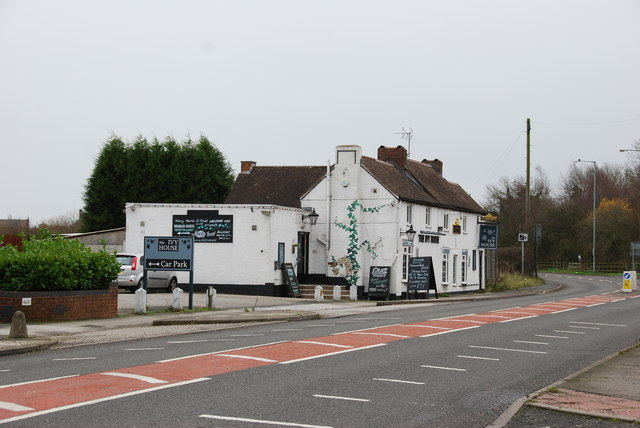 The Ivy House, Newtown, Bloxwich