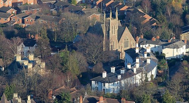 Lansdowne, Malvern
