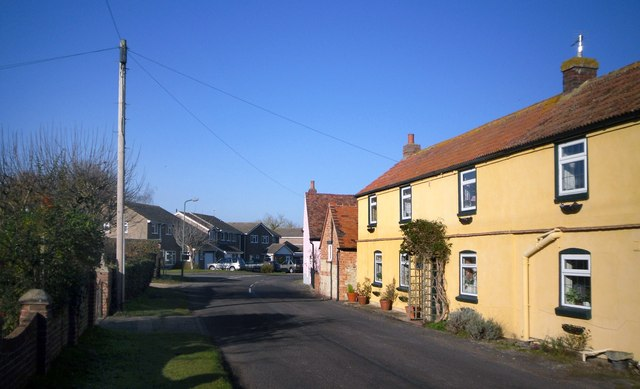 Old London Road, Benson